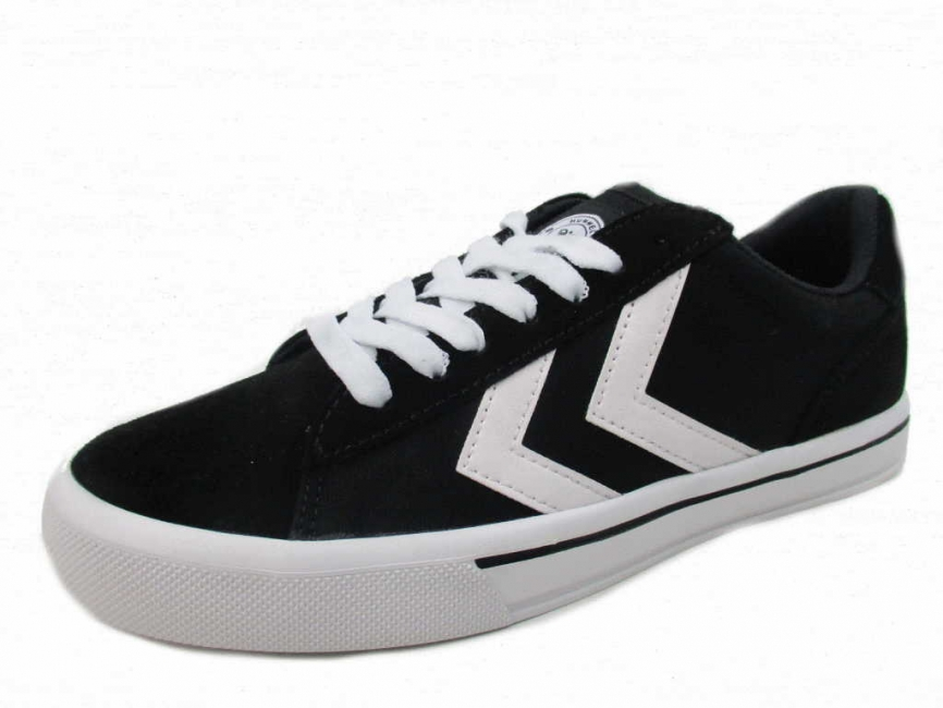 Hummel, Sport NILE CANVAS LOW,BLACK 204221/2001
