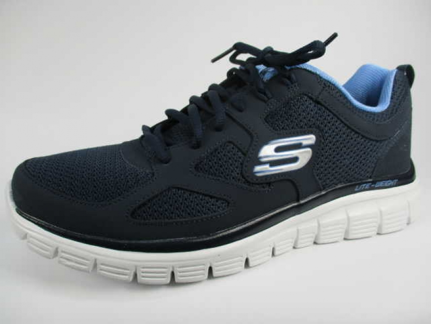 Skechers BURNS - AGOURA,Blau 52635 NVY