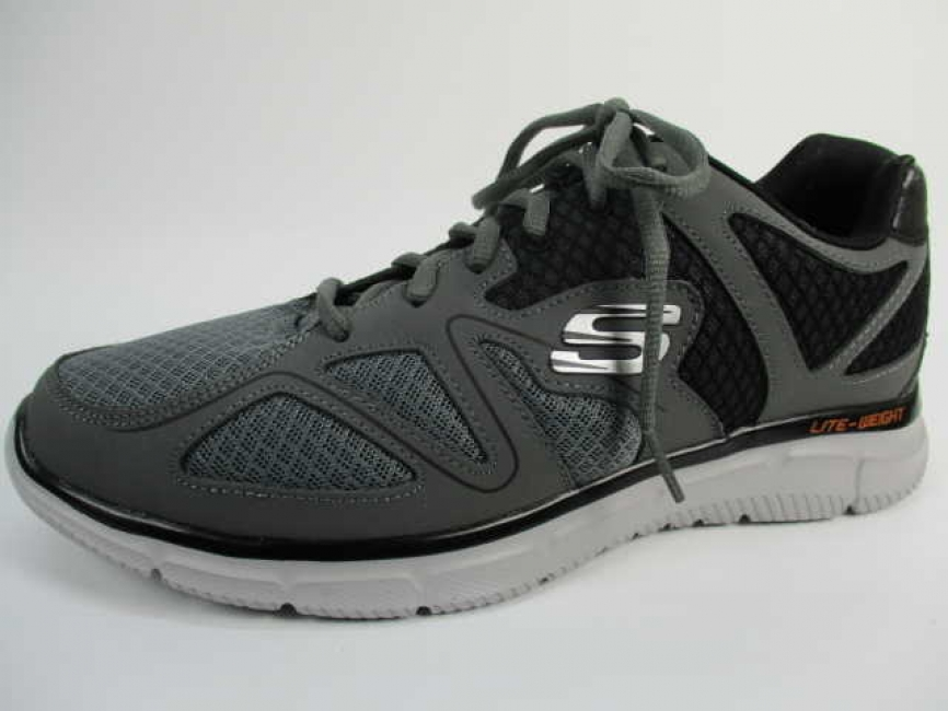 Skechers VERSE - FLASH POINT,Grau 58350 CCOR