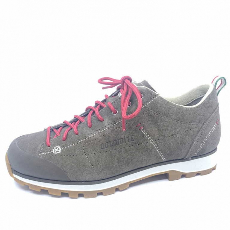 Dolomite DOLOMITE Shoe W\'s 54 Low 247979 Nugget Brown